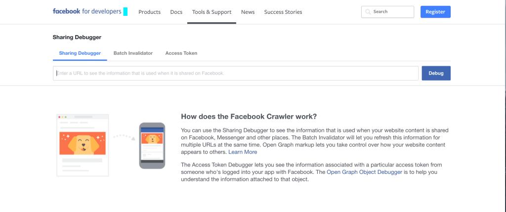 facebookissa ei näy jaetun postauksen kuva
