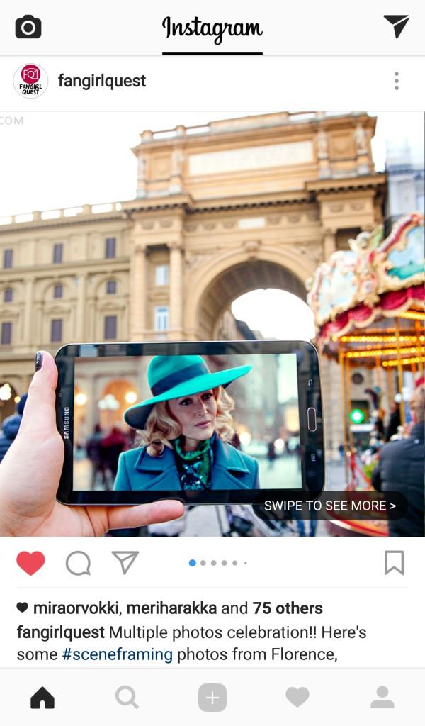 instagramin uusi ominaisuus useampi kuva yhteen päivitykseen