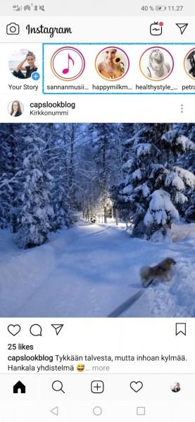 näin näet muiden tekemiä instagram tarinoita